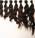 Temple Virgin Weft Hair