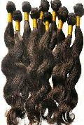 Processed Human Hair