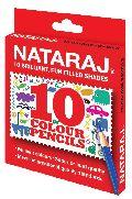 Natraj Color Pencils