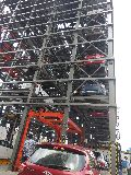 Automated Multi Level Car Parking System