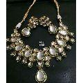 Trendy Beaded Necklace Set
