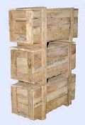 Export Wooden Packing Boxes