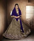 Designer Appealing Embroidery Work Wedding Lehenga Choli