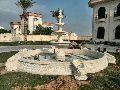 garden stone fountains