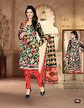Fashionable Designer Cotton Salwar Suit
