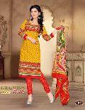 Trendy Designer Cotton Salwar Suit