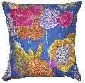 Decorative Kantha Handmade Floral Cushion Covers