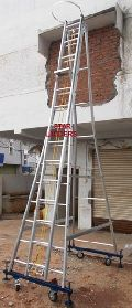 Star Extension Ladder