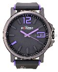 forest purple fancy analog watch for men and boys