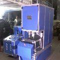 2 Cavity Semi-automatic PET blowing machine