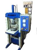 Semi Hydraulic Single Die Wrinkle Plate Machine