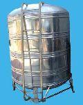 Insulated Stainless Steel Water Storage Tank