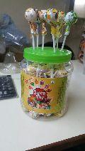 ball lollipops
