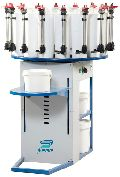 Color Dispenser Machine with Floor Stand