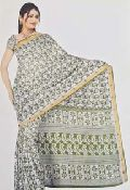 Zari Gadwaal Cotton Saree