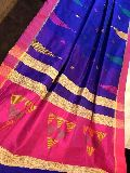 Handloom Temple Weaving Sarees
