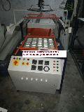 Thermocol disposal Glass plate dona machine