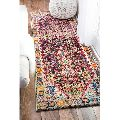 Hand Knotted Modern Design Woolen Carpets