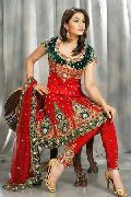 Bridal Anarkali Suit 01