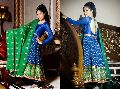 Bridal Hand embroided Anarkali suit