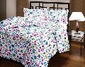 Abstract Printed Cotton AC Single Bed Blanket
