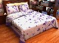 Factorywala  Cotton Romantic Floral Print Double Bed Sheet