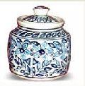 MA-1201 Ceramic Jar