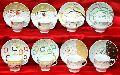 Bone China Cups (Stone Ware Carpet Series)