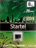 STARTEL GB MICRO SD MEMORY CARD