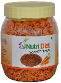 Dried Carrot Flakes