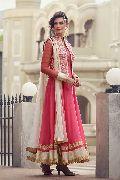 Patel Marketers  Royal baby pink georgette desiner salwar suit pm-9