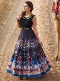 Patel Marketers  Royal black bhagalpuri desiner  Stitched salwar suit 33