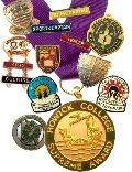 Metal Badge (005)