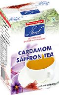 Cardamom Saffron Tea
