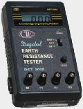 Digital Earth Tester