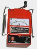Metal Body Insulation Tester