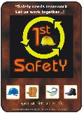 Sankalp Safety Posters