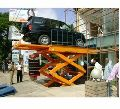Hydraulic Scissors Type Car Lift
