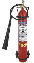 CO2 Trolley Mounted Fire Extinguisher