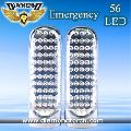 Diamond LED Emergency Light - 56 LED