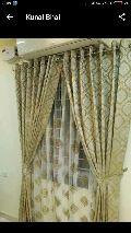 Main and Sheer Curtains