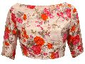New Latest Multi Color Floral Printed Designer Blouse