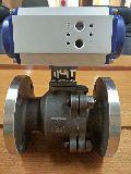 ball valve 2pc actuator