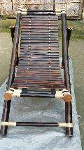 Bamboo fulding aram chair