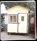 Portable Guard Huts