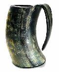 Natural Drinking Horn mug