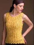 Crochet Tops - (18)