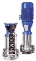 Horizontal and Vertical Centrifugal Pumps