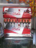 Chiller Type Soda Fountain Machine