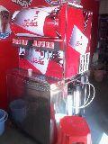 double chiller mobile soda machine